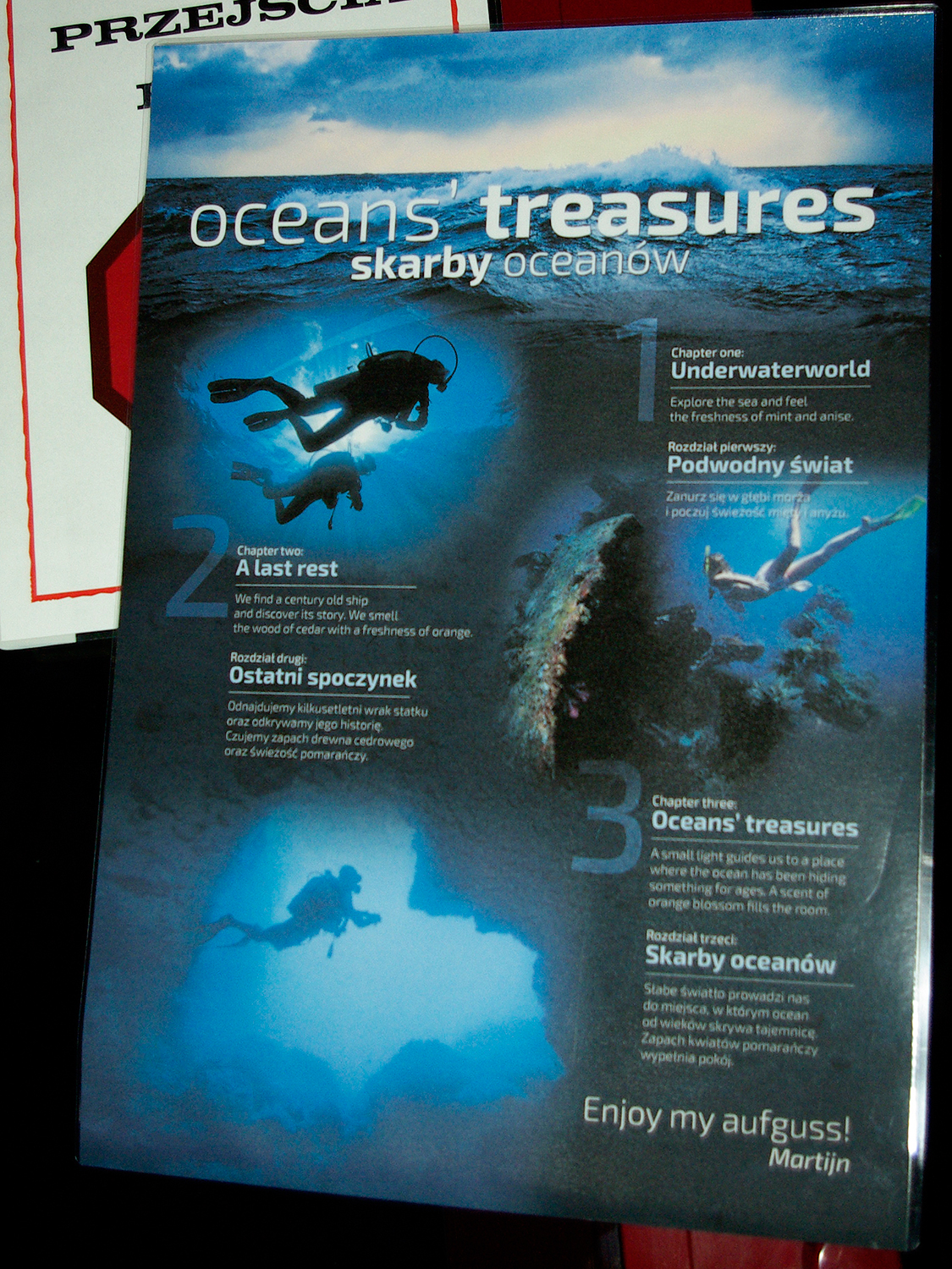 OCEANS TREASURES